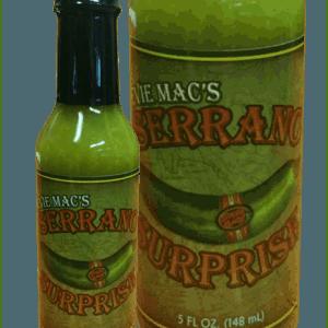 Serrano Suprise Bottle