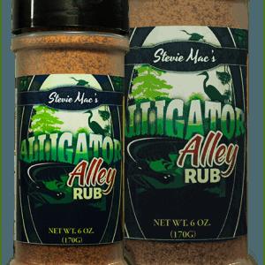 Alligator Alley Rub Bottle