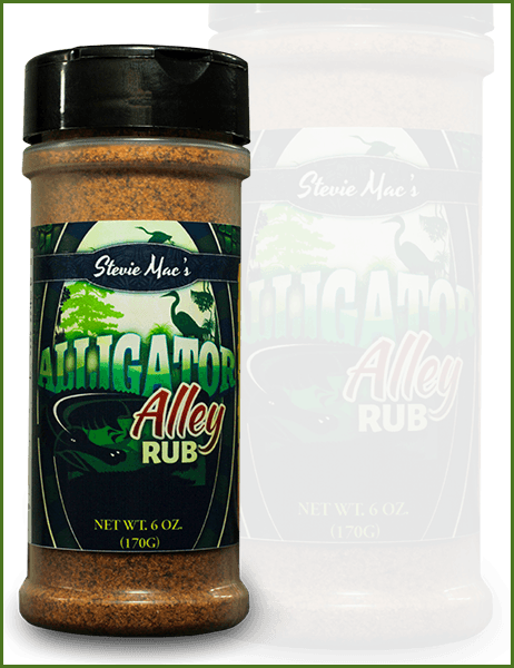 Alligator Alley Rub Bottle