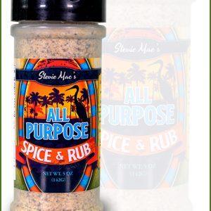 Stevie Mac's All Purpose Spice Rub